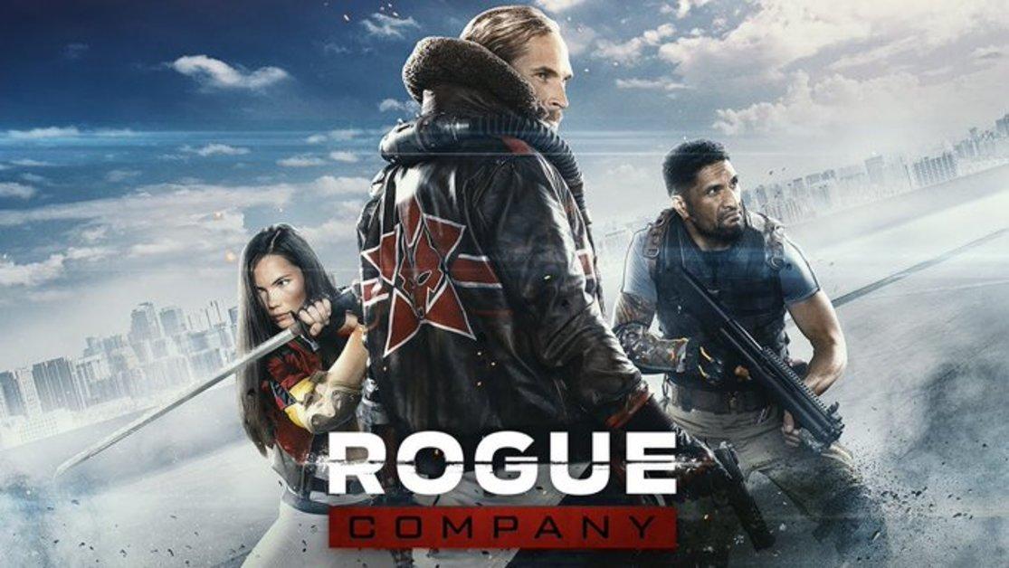 Rogue Company lfg