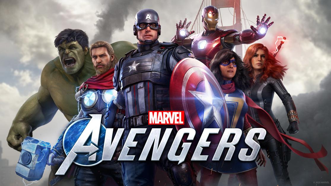 Marvel's Avengers lfg