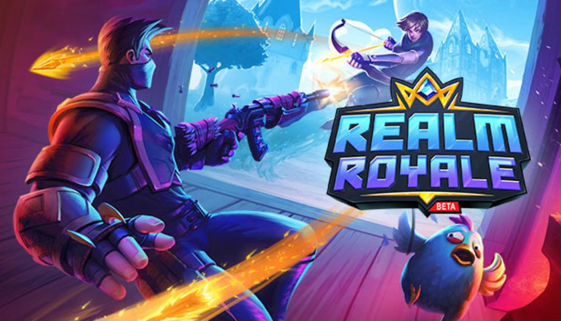 Realm Royale lfg