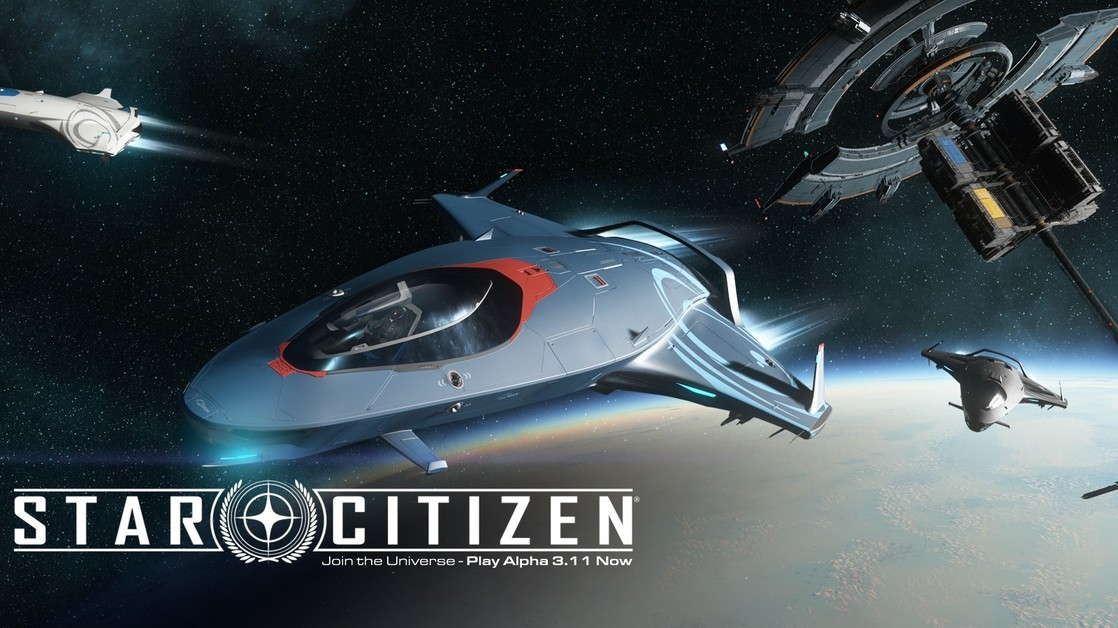 Star Citizen lfg