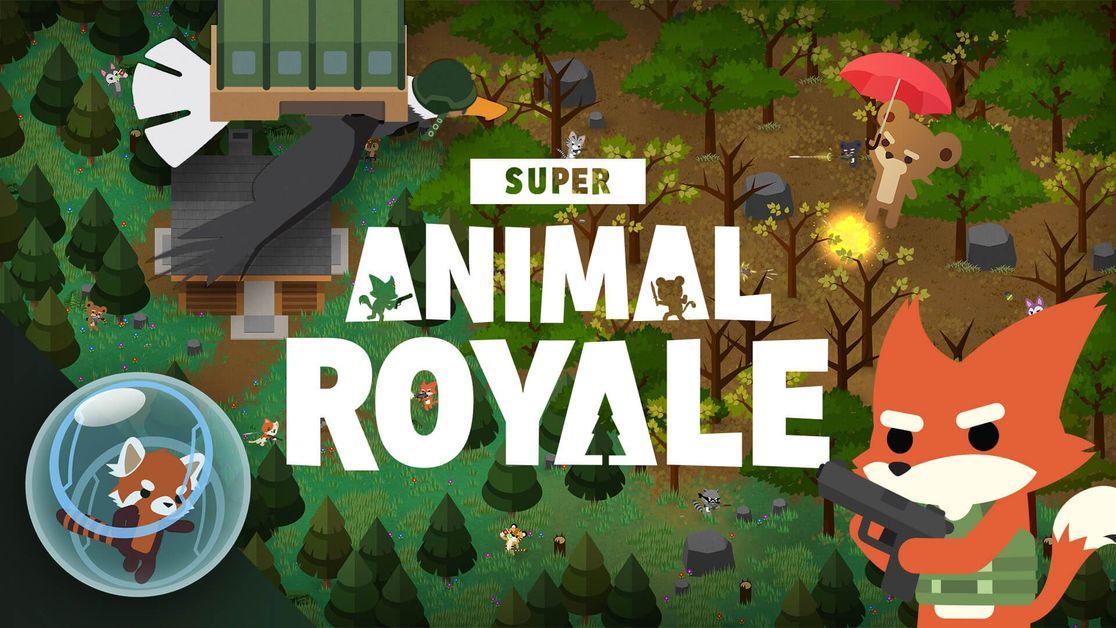 Super Animal Royale lfg