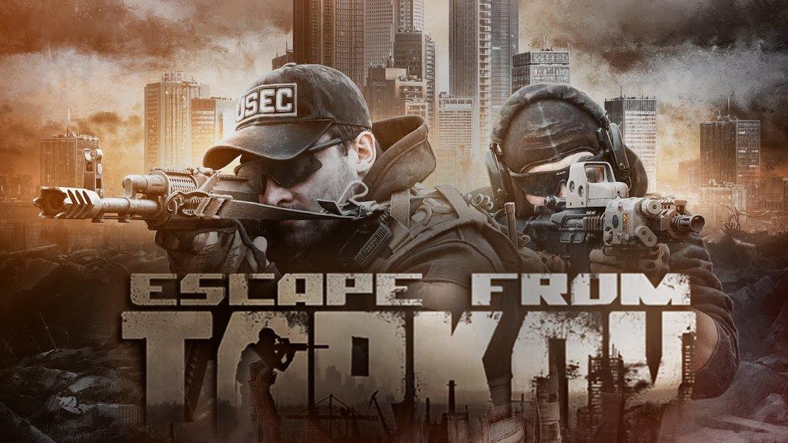 Escape from Tarkov lfg