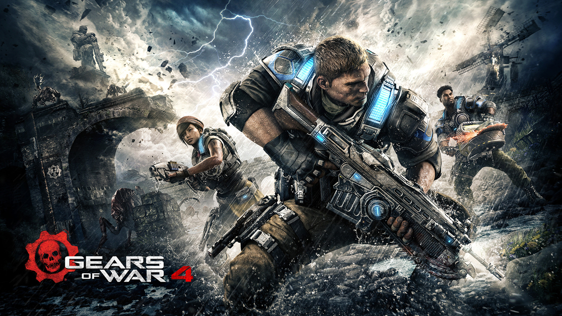 Gears of War 4 lfg