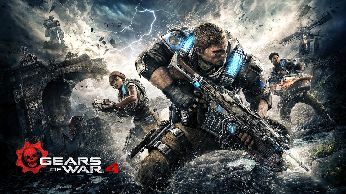 Gears of War 4 lfg