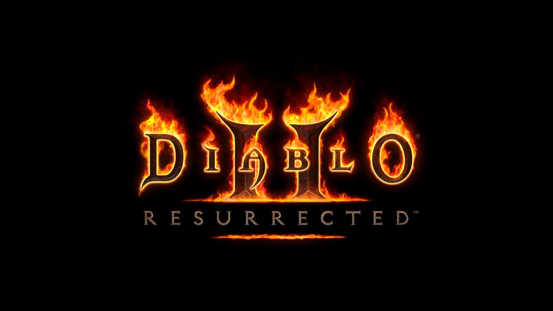 Diablo 2 Resurrected lfg