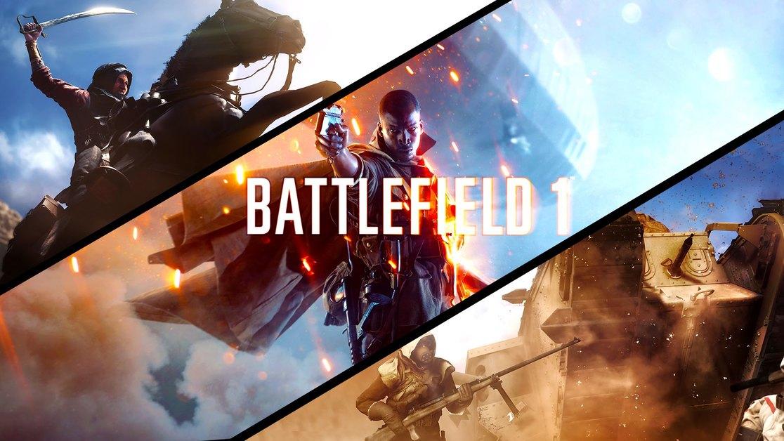 Battlefield 1 lfg