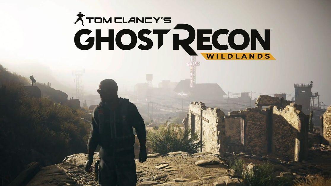 Ghost Recon Wildlands lfg