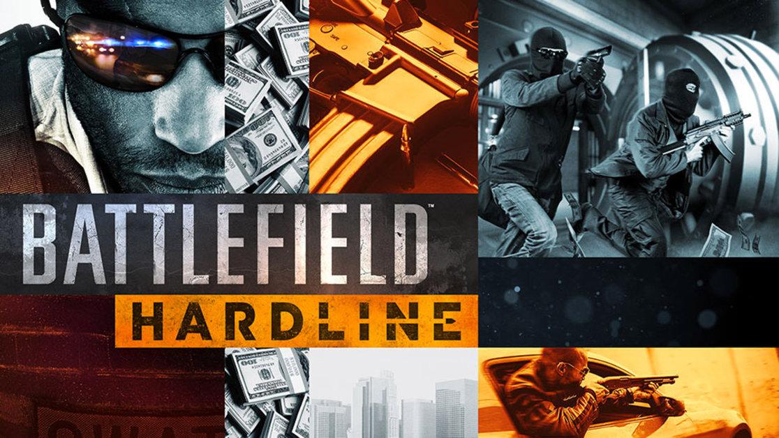Battlefield Hardline lfg