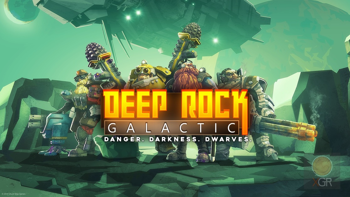 Deep Rock Galactic lfg