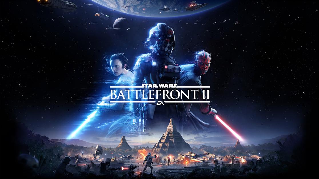 Star Wars Battlefront 2 lfg