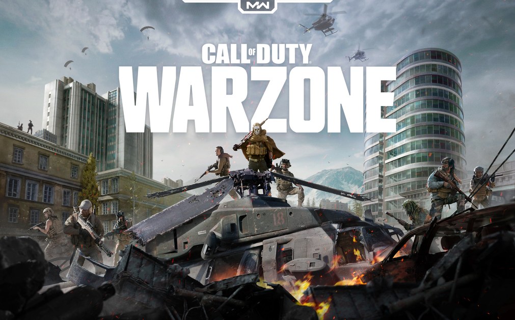 Call of Duty War Zone lfg