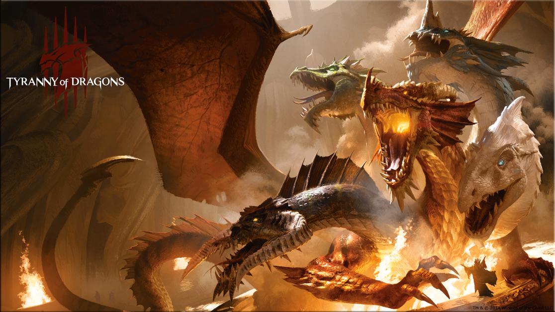 Dungeons & Dragons lfg