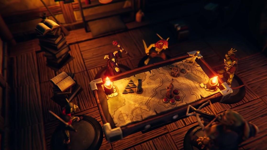 Table Top RPG lfg