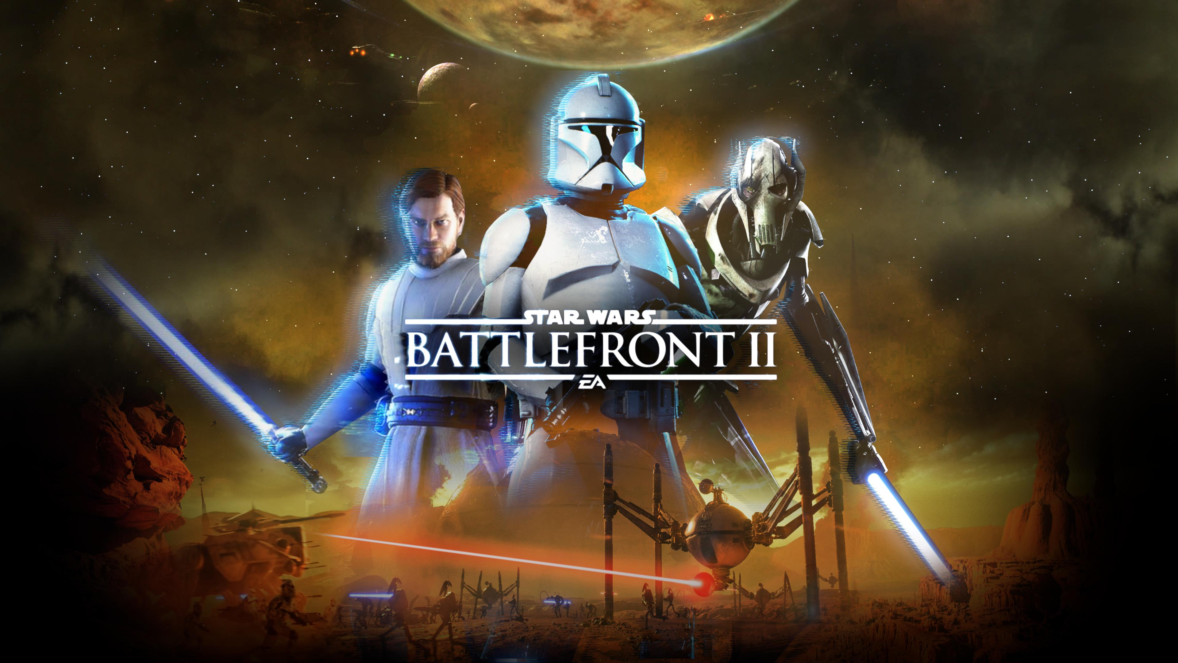 Star Wars Battlefront 2 Clan
