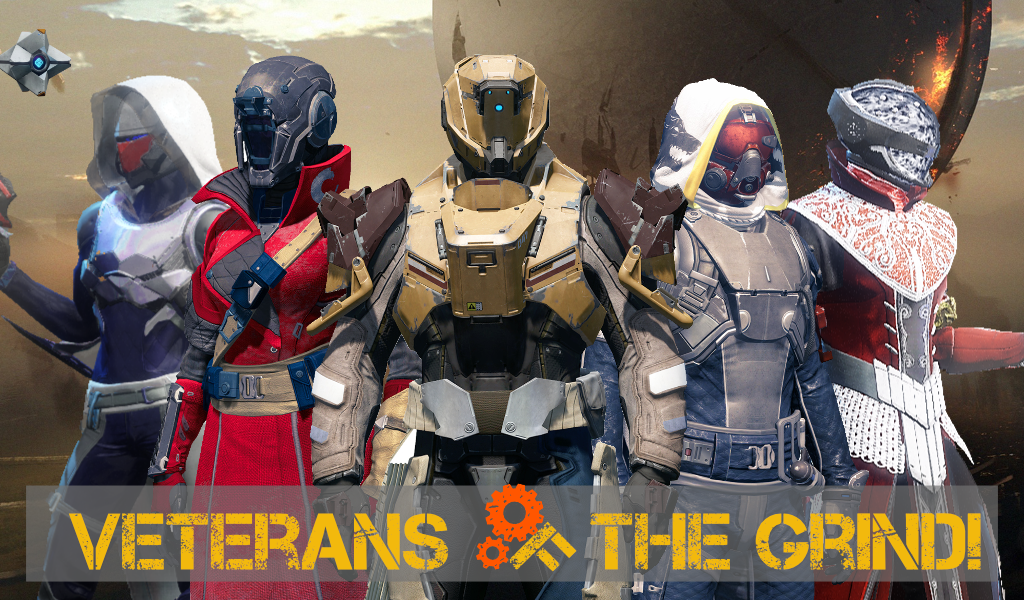 Veterans of the grind v4