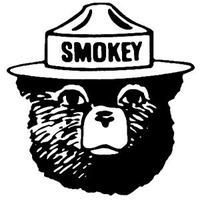 Main smokey the bear