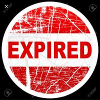 Main expired
