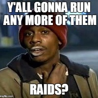 Main raids