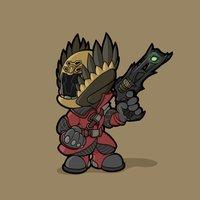 Main destiny warlock light beyond nemesis thorn combo by moncusart d91v1aq