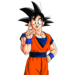 Thumb render de goku normal by andreskmilo d7bixb3