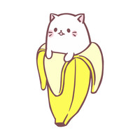 Main bananacat