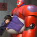 Thumb hiro and baymax big hero 6