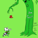 Thumb guardians of the galaxy and the giving tree mashup