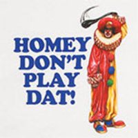 Main in living color homey the clown dont play dat t link