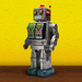 Thumb mello yello robot