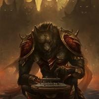 Main how to challenge a werewolf