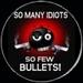 Thumb few bullets