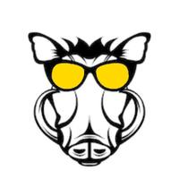Main warhog yellow