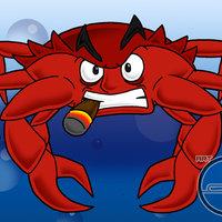 Main angry crab