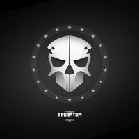Main phantom icon black wallpaper w 1900x1200