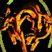 Thumb foxhound badge
