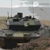Main danish leopard 2 tank by h3llbender