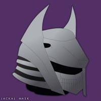 Main blind jackal mask by harveycoe d9p6z7z