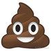 Thumb poop