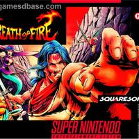 Main breath of fire   1994   capcom co.  ltd.