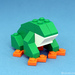 Thumb frog