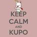 Thumb keep calm and kupo 8