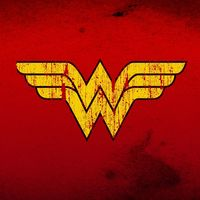 Main wonder woman background