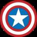 Thumb captain america