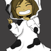 Thumb chibi me    cow   with bg   by nilopher