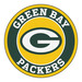 Thumb green bay packers nfl roundel area rug
