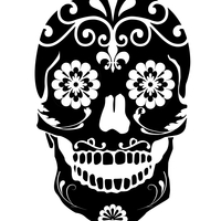 Main sugar skull by nickgo79 post y 2550x3300 wallpapername.com