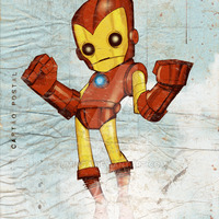 Main iron man by uminga d2musdm