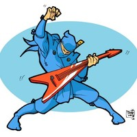 Main rockin ninja