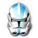 Thumb clone trooper icon