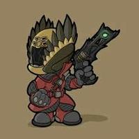 Main warlock chibi